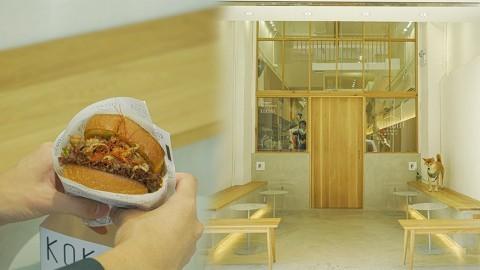 Test【深水埗美食】深水埗日式簡約咖啡店 設寵物休憩空間!蟹肉滑蛋厚吐司/豆腐抹茶Latte